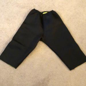 c507634f65d waist trainer us Pants - THERMO COMPRESSION CAPRIS - TONE YOUR LEGS